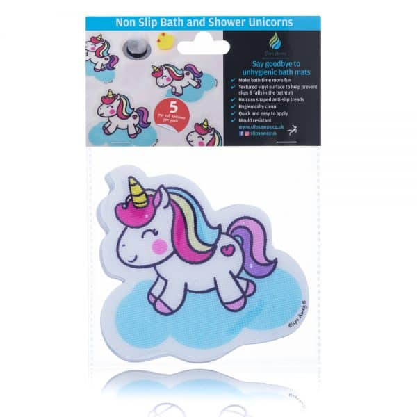 kids bath mat unicorn