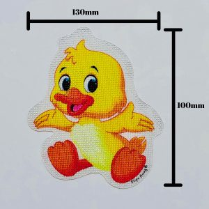 duck dimensions