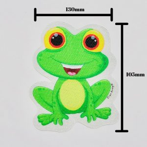 frog dimensions