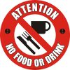 EWM10-Attention-No-Food-or-Drink-Floor-Sign